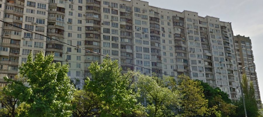 Квартира на улице Генерала Жмаченка 6