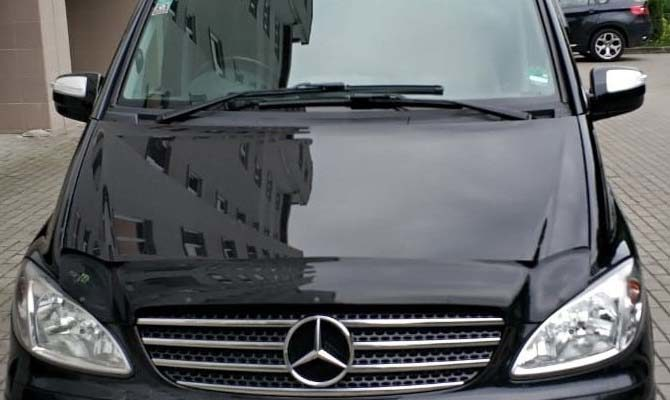 Mercedes-Benz Viano, 2010